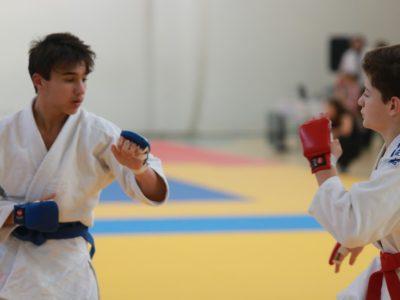 Sport Ju jitsu versenyen